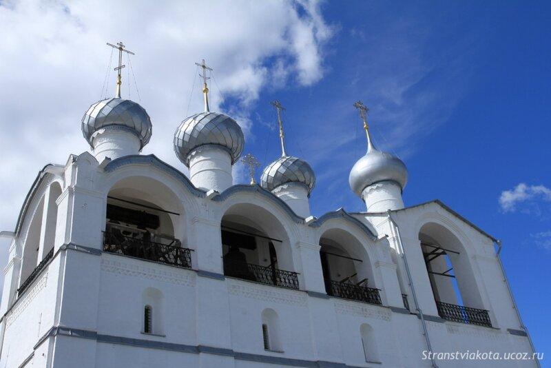 Ростов Великий, звонница