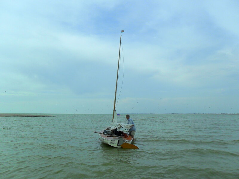 В июне, на море