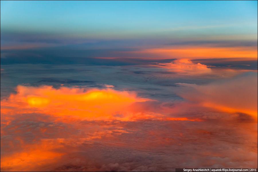 Рассвет над Атлантикой