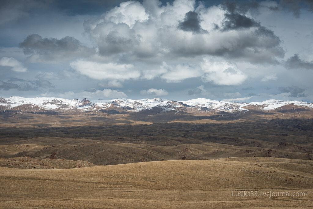Озеро Сон-Кель, Киргизия