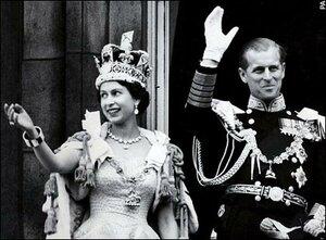 60-летие коронации британской королевы Елизаветы II