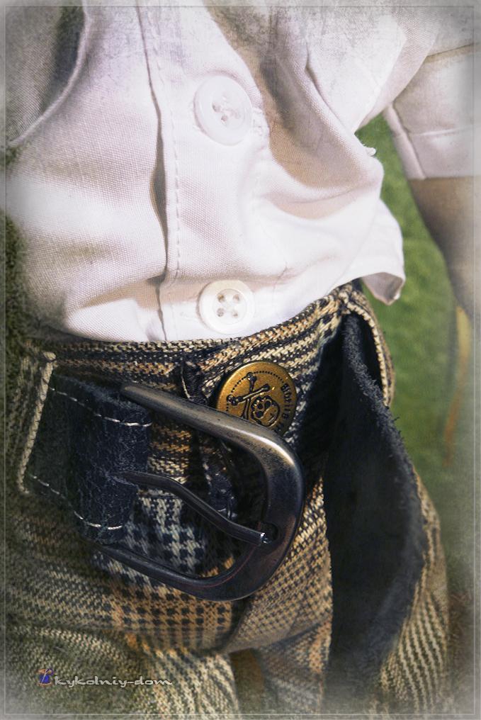 портретная кукла по фото Дима.