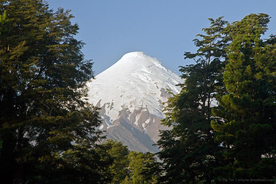 11. Зелёный край озёр и вулканов.