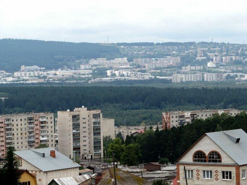 Город утопает в зелени (27.05.2013)