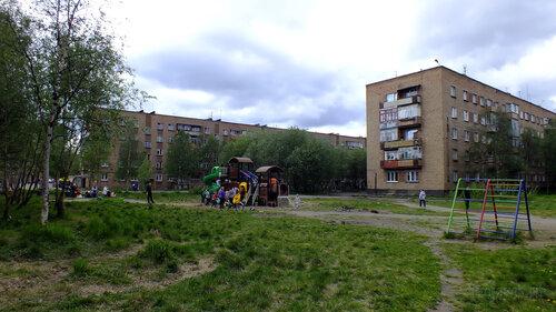 Фото города Инта №4630  Мира 37 и 35 19.06.2013_13:27
