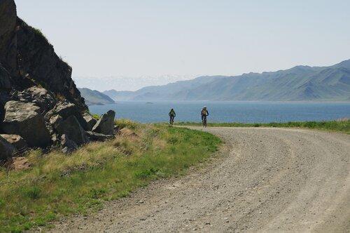 Горная дорожка для велосипеда