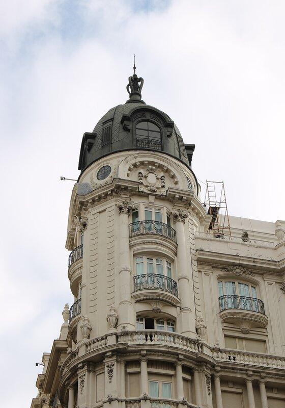 Madrid. Gran Via