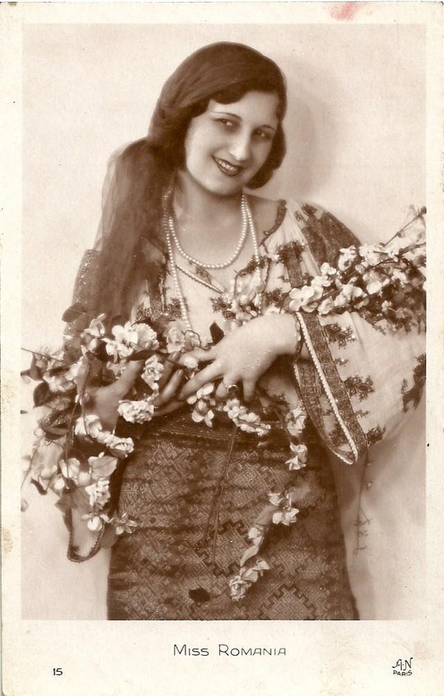 14. Мисс Румыния Зойка Дона.