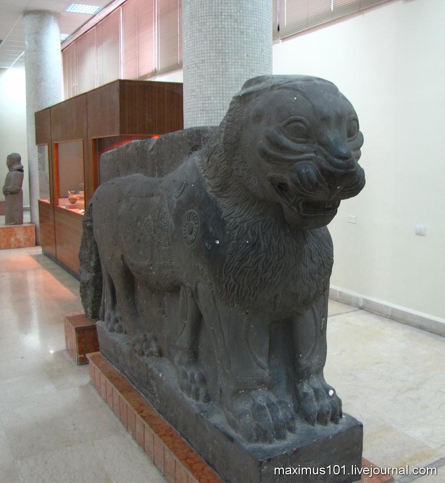 Национальный музей Алеппо.