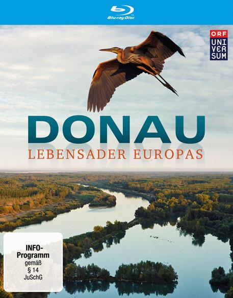 Дунай - европейский спасательный круг / Donau - Lebensader Europas (2012) HDRip