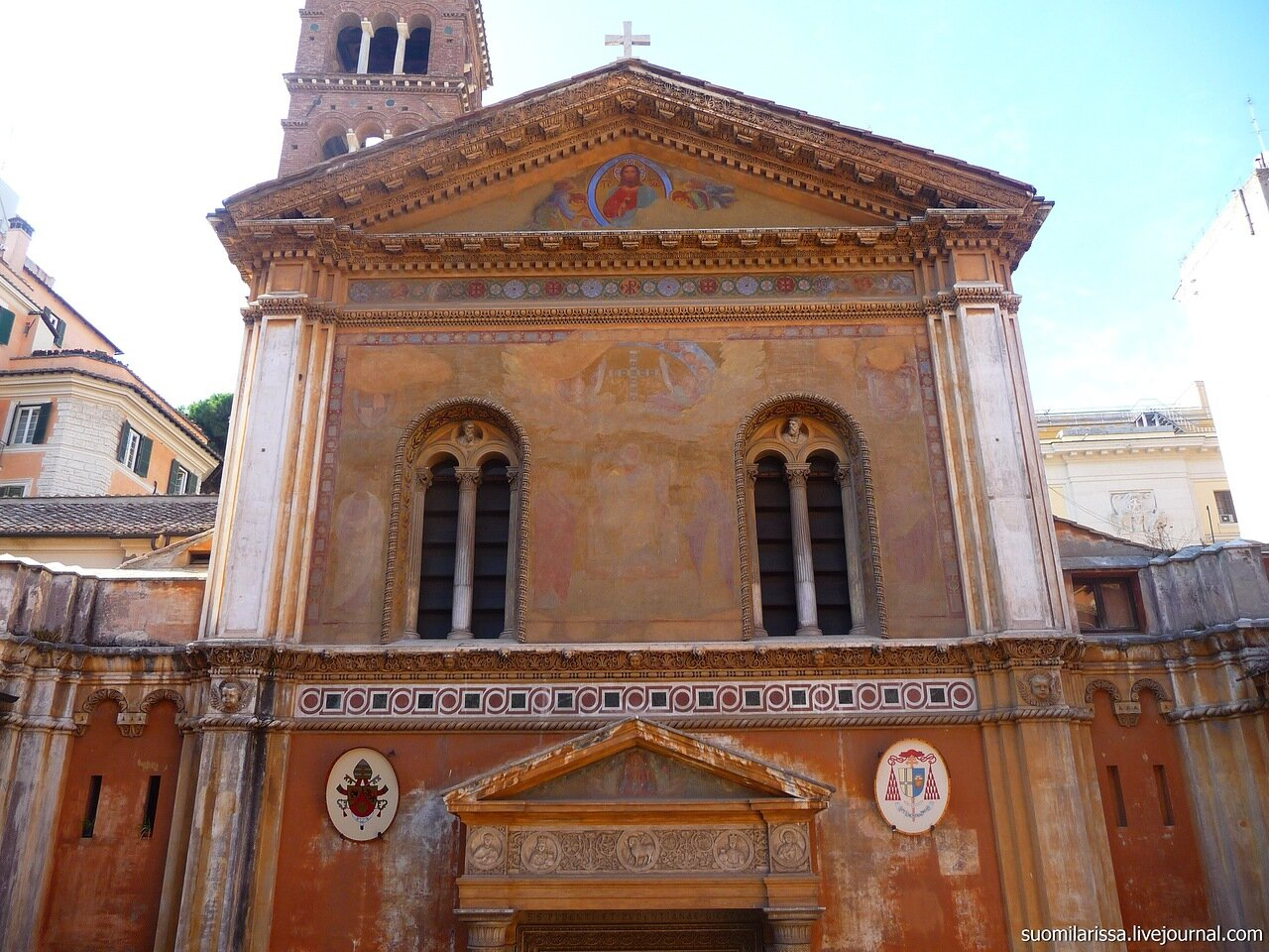 Basilica di Santa Pudenziana.