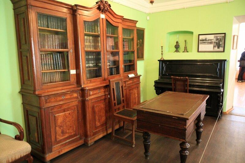 Городецкий краеведческий музей, кабинет