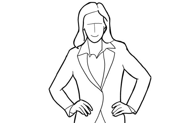 Позирование: позы для женского портрета 2-16