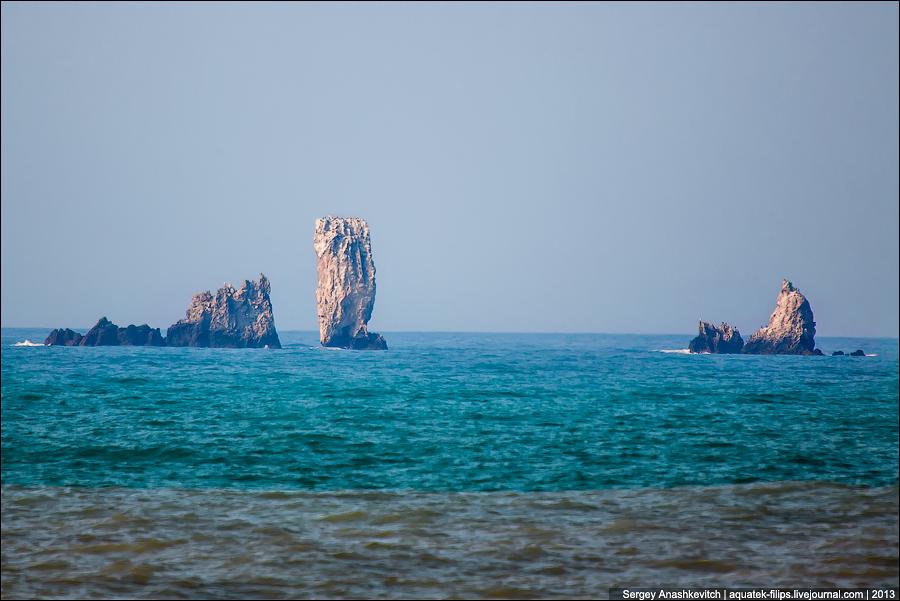 Скалы-Корабли