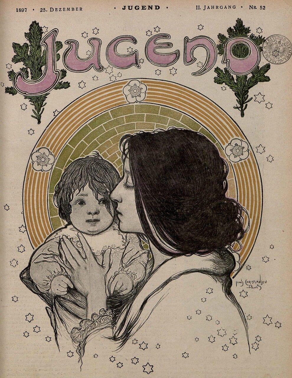 magazine Jugend, 1897
