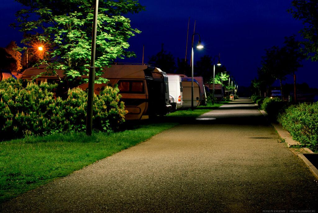 Автор: Петкун Евгений, блог Евгения Владимировича, фото, фотография: Ночная пешеходная дорога
