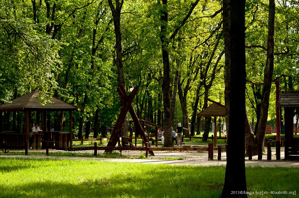 Парк Маршалково