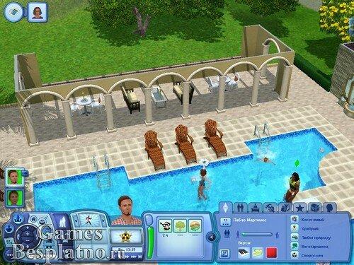 The Sims 3: Райские острова / The Sims 3: Island Paradise