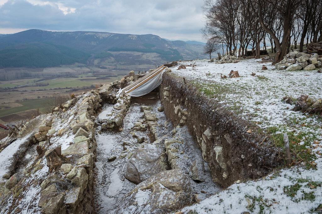 Перперикон, Болгария