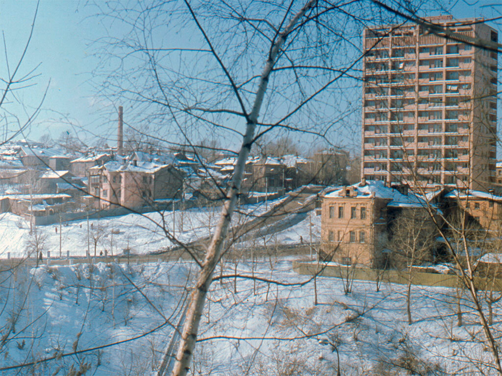 Зима 1972 года.