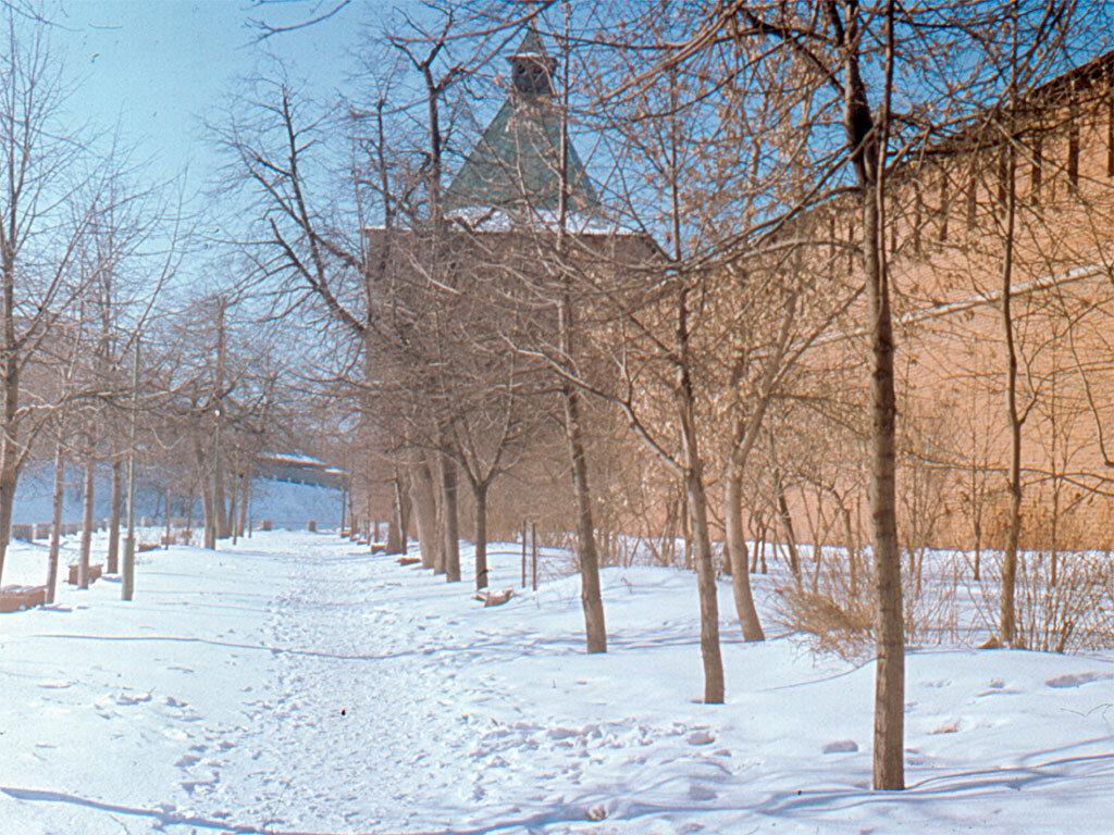Зима 1972 года