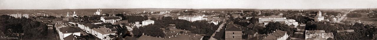 Панорама Смоленска