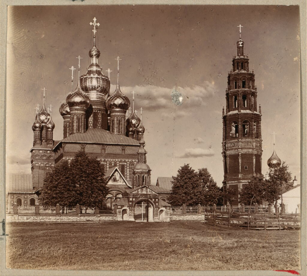 Церковь Иоанна Предтечи на Толчкове