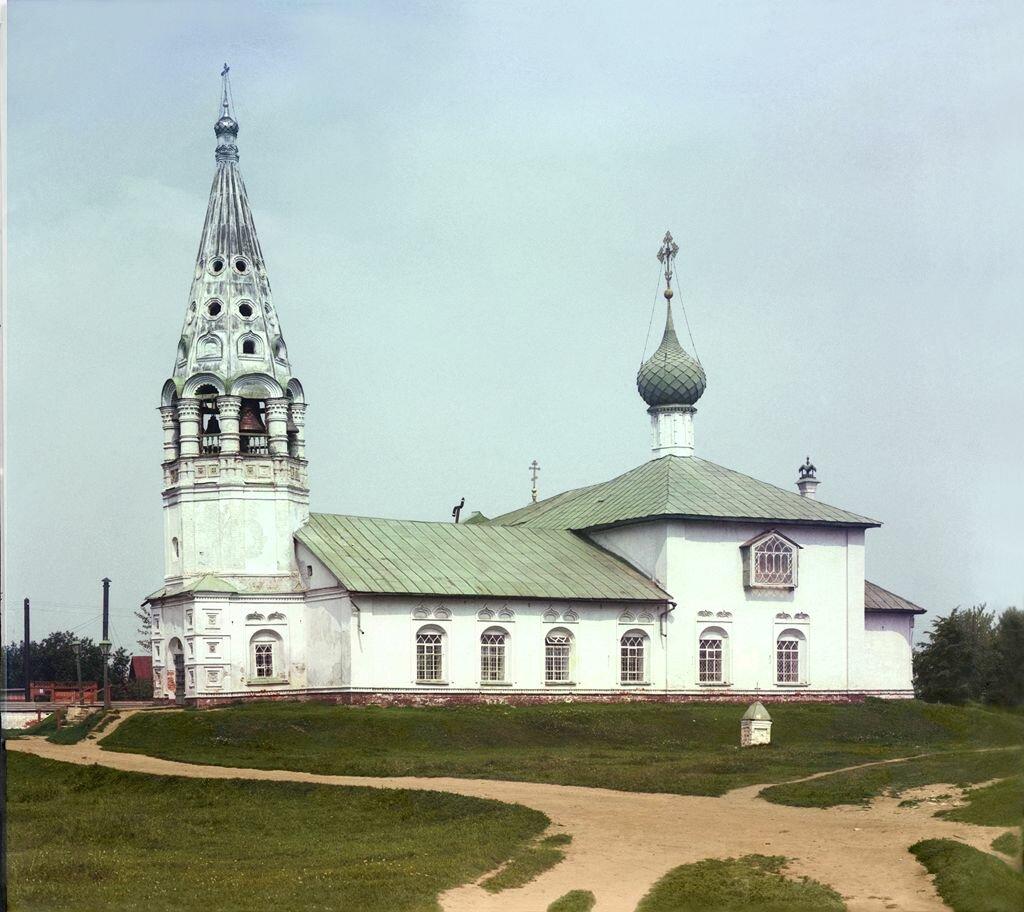 Церковь Николы Пенского (зимний храм церкви Федоровской иконы Божьей Матери)