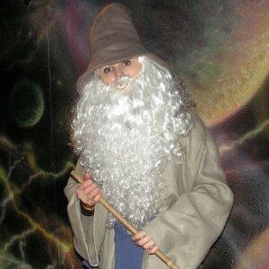 Мужской карнавальный костюм Гэндальф