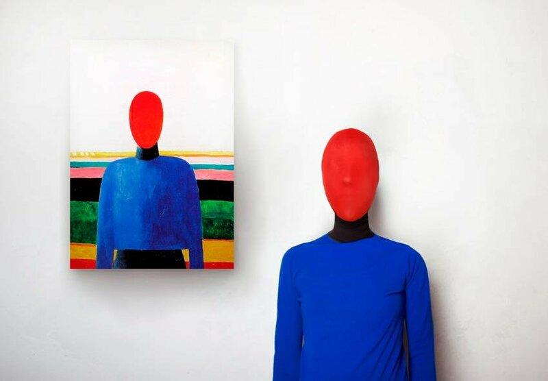 Жизнь героев абстрактных картин