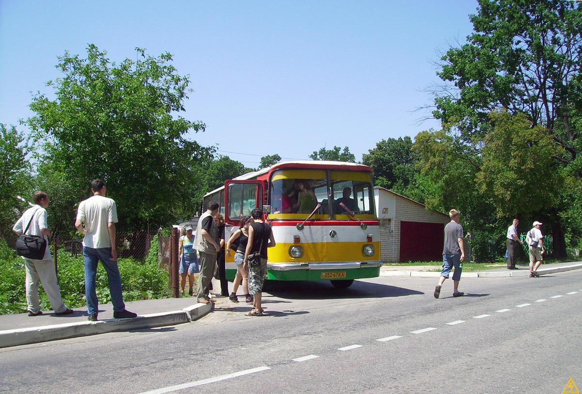 Автобусные покатушки 2009