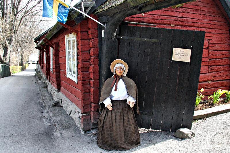 Сигтуна - город в табакерке