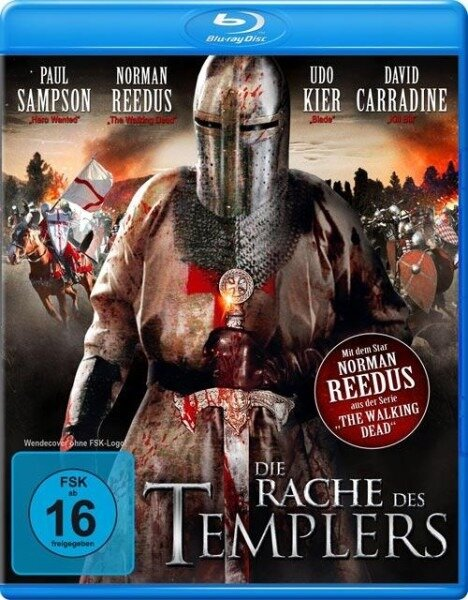 Ночь тамплиера / Night of the Templar (2012) BDRip 720p + HDRip