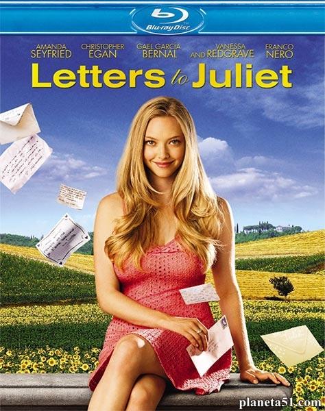 Письма к Джульетте / Letters to Juliet (2010/HDRip)