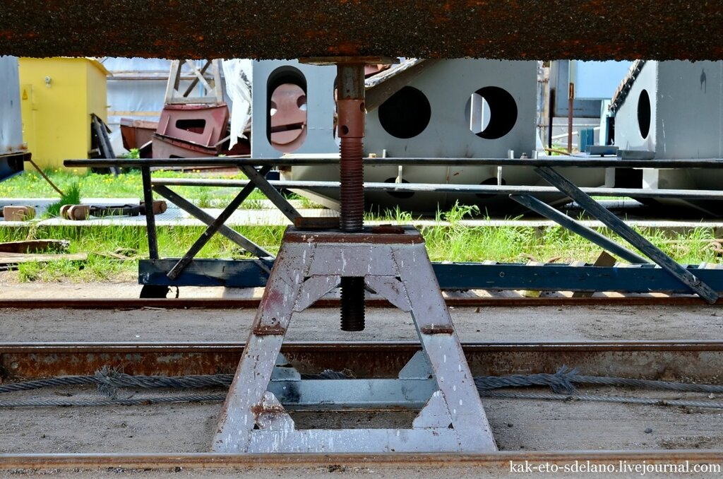 Как строят яхты и ремонтируют корабли в Москве