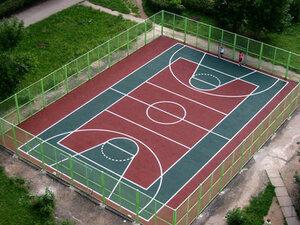 Универсальные спортивные площадки будут построены в Приморском крае