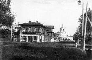 Дом ювелира З. Г. Нижечика.