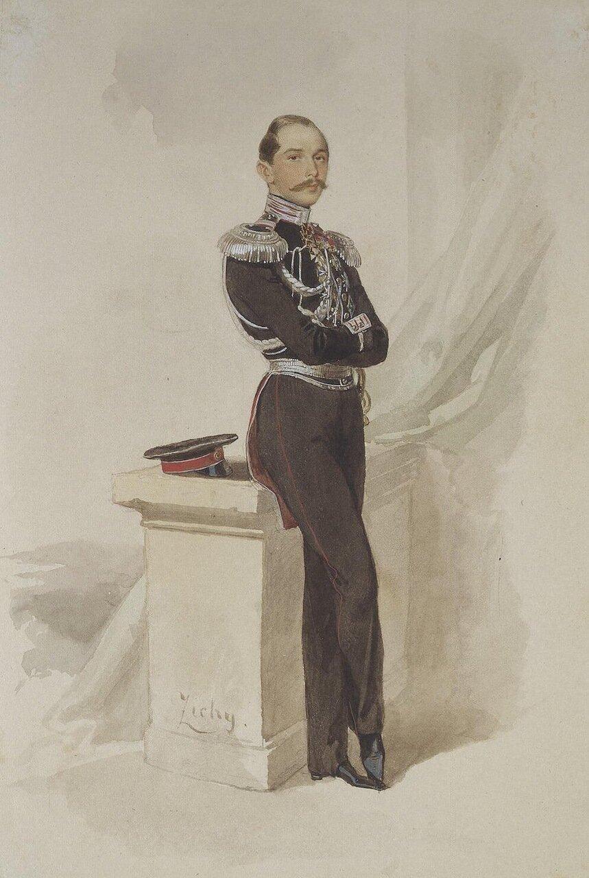 Князь Петр Романович Багратион.