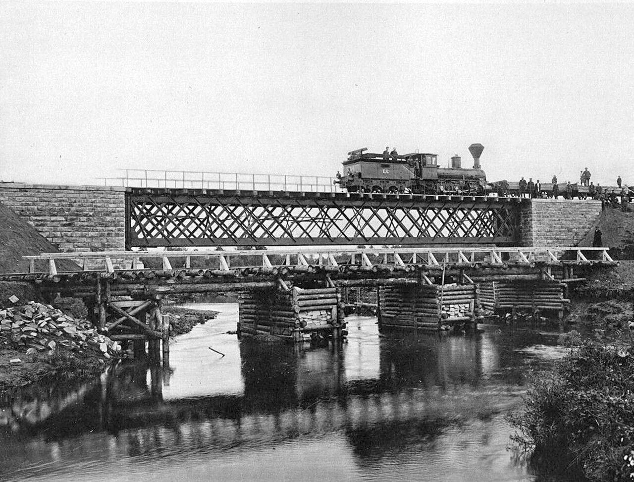 Мост через р. Чусовая.