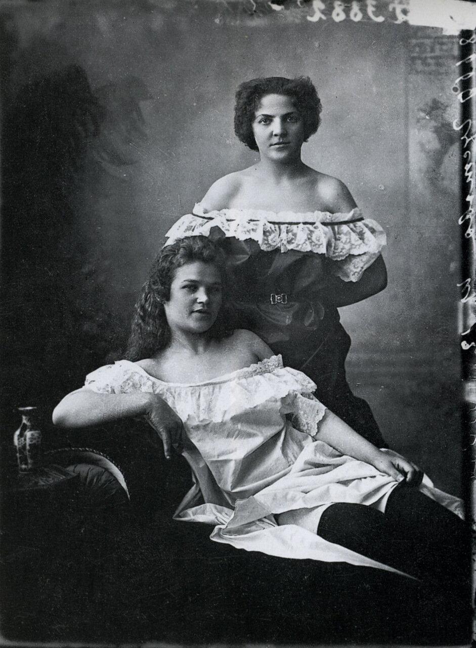 Проститутки начала 20 века 5 фотография