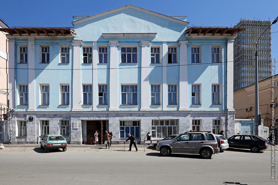Казань синагога Хабад-Любавич