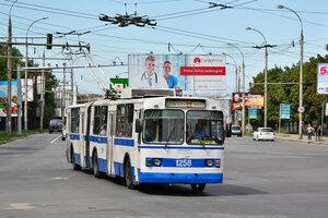 Проезд в кишинёвском троллейбусе может составить 3 лея