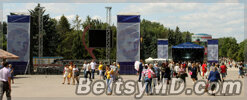 Бельцы готовятся к концерту и закладке памятника Высоцкому