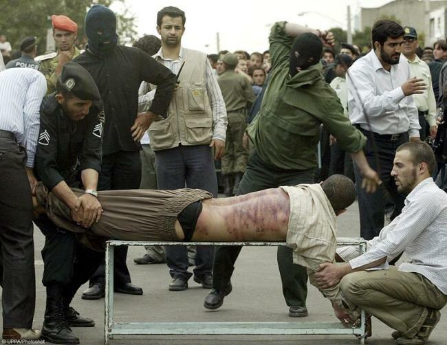 Преступления и наказание по-ирански ...