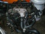 Купить Двигатель б у Fiat Ulysse Vitara C8 807 2.0 HDI RHW.