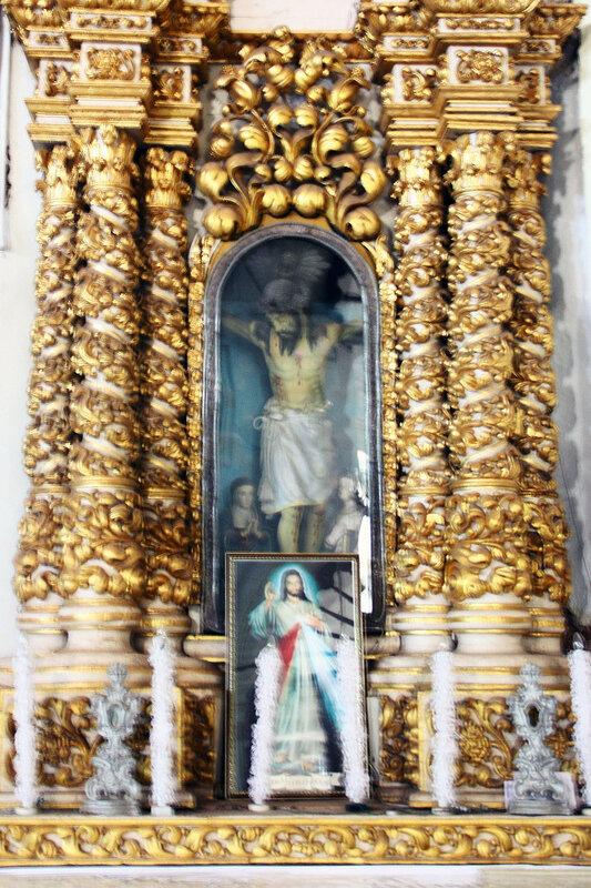 Церковь Непорочного Зачатия Пресвятой Девы Марии Панаджи ГОА