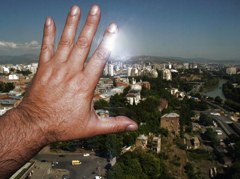 Тбилиси, июнь 2013