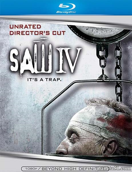 Пила 4 / Saw IV [Unrated Director's Cut] (2007/HDRip)