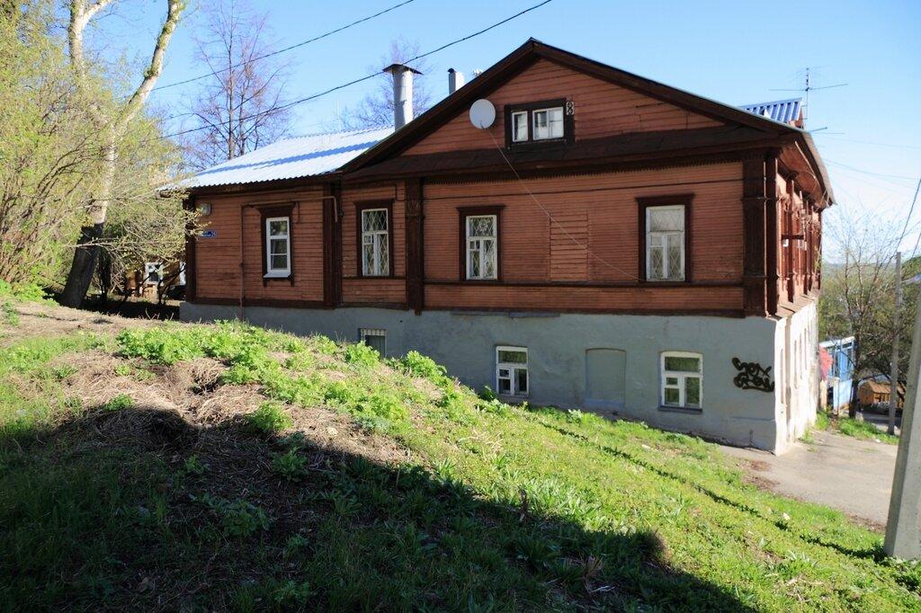 Дом по Почаинской улице, Нижний Новгород