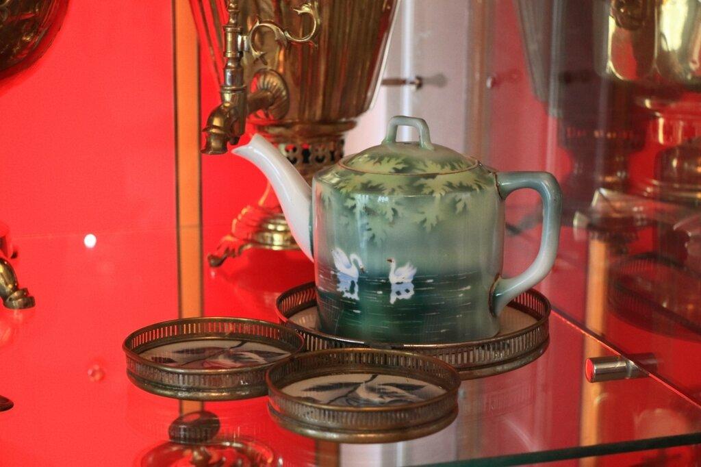 Музей самоваров, заварочный чайник